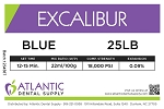 Excalibur 25lb. Blue