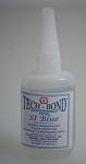 Tech-Bond SI Blue Adhesive 2oz.