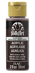 Folk Art Dark Brown Acrylic 2 oz.
