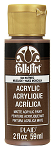 Folk Art Nutmeg Acrylic 2 oz.