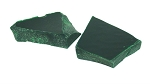Wax Inlay Green Regular