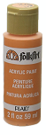 Folk Art Medium Orange Acrylic 2 oz.