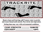 TrackRite 25lb Carton Green