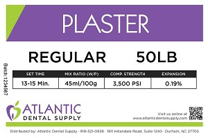 Plaster Regular 50lb.
